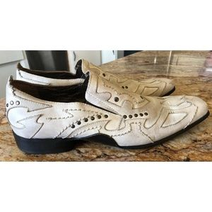 Guess by Marciano Shoes - Vintage Men's GUESS Loafers Shoes 8